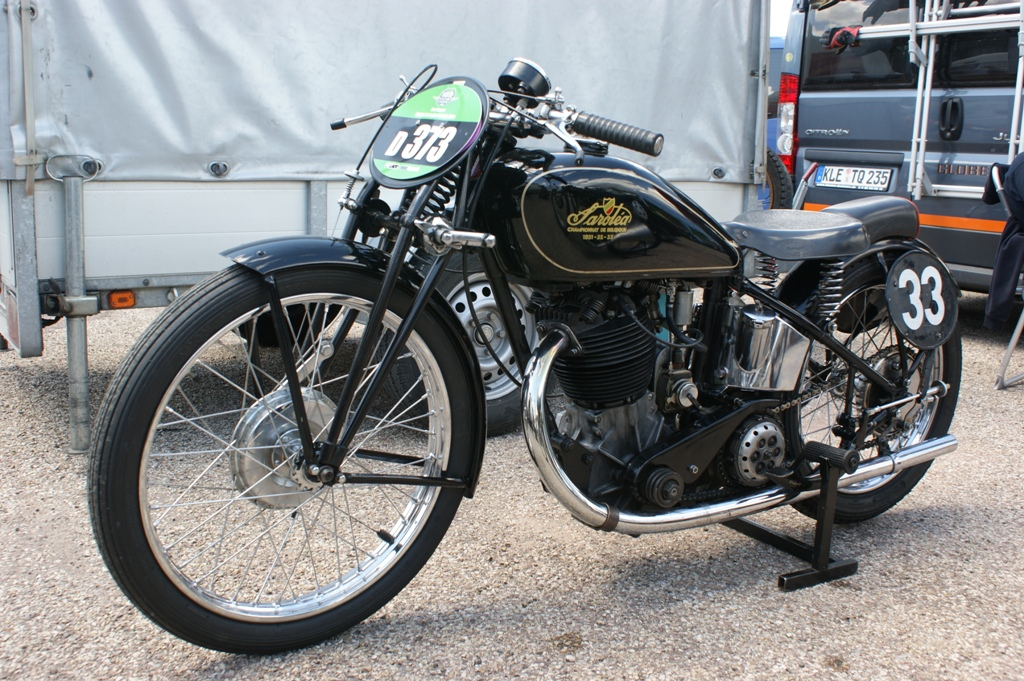 Sarol�a 500 36C Monotube (1936)
