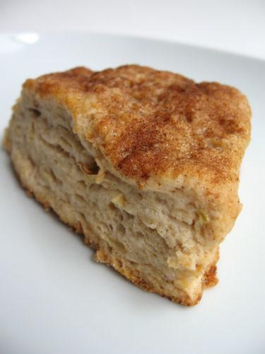 cinnamon apple scones | Flickr - Photo Sharing!