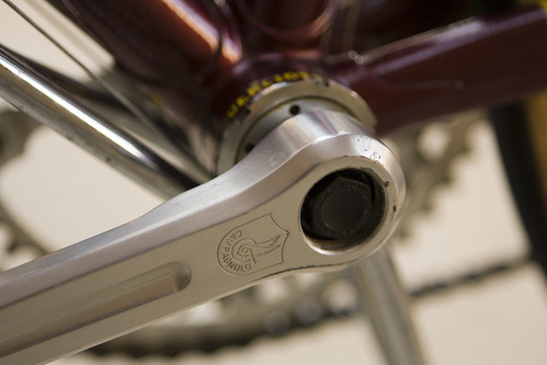 Crank Arm Detail | by Second City Warehouse
