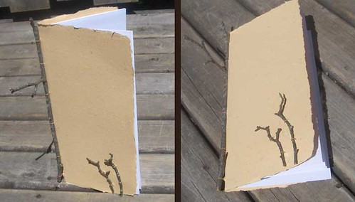 Twig notebook