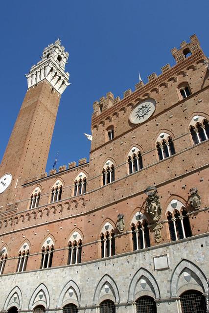 Siena Cafe Piazza Del Canpo
