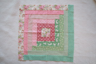 virtual quilting bee -- june