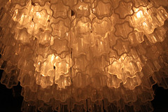 decor, light fixture, lampshade, light, chandelier, lighting,