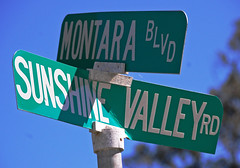 Sunshine Valley Road, Montara CA