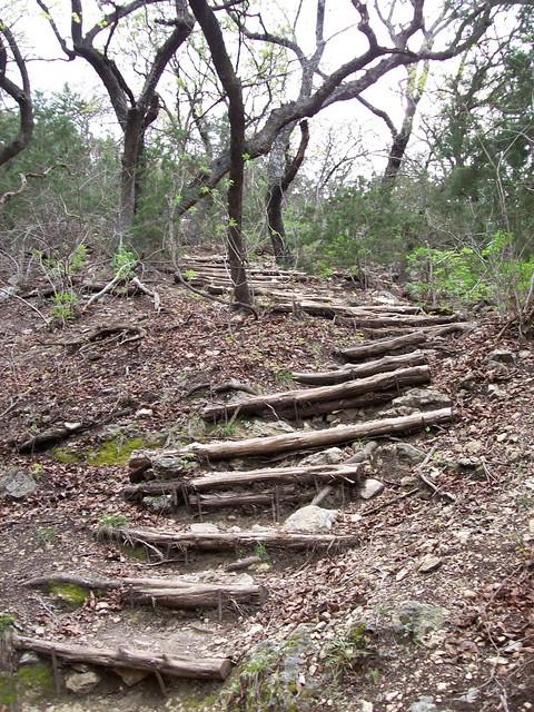 Friedrich Wilderness Park Bexar County Tx March 18