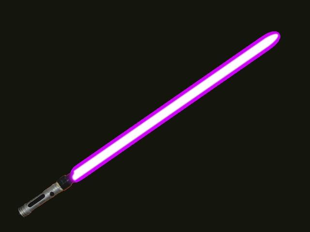 Brushed Nickel Floor Mount Tub Filler Violet / Purple Lightsaber | Flickr - Photo Sharing!