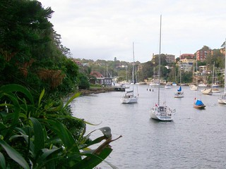 Mosman Bay from Cremorne Point