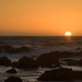 Sunset off of Pacific Grove by Kappa Pic