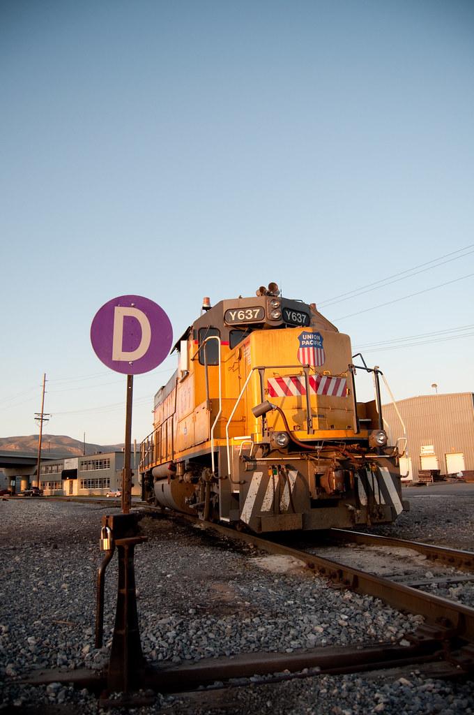 Union Pacific Engine