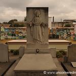 Public Cemetery - Xela, Guatemala