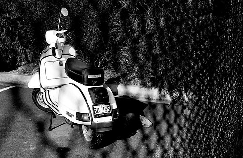 Roll 5 Vespa by Snapsmee