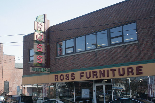 ross furniture one of few fa ades left from that era in do flickr photo sharing
