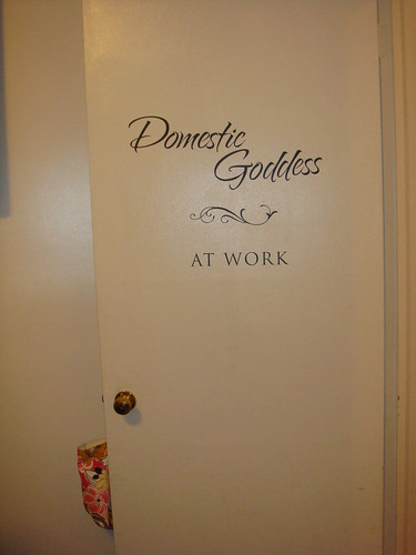 At Home Office Makeover