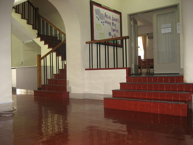 foyer of church flickr photo