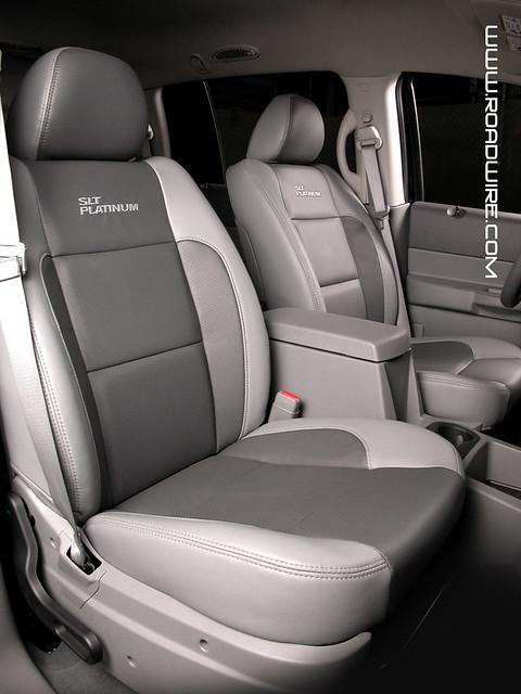 2005 dodge durango slt leather interior flickr photo. Black Bedroom Furniture Sets. Home Design Ideas