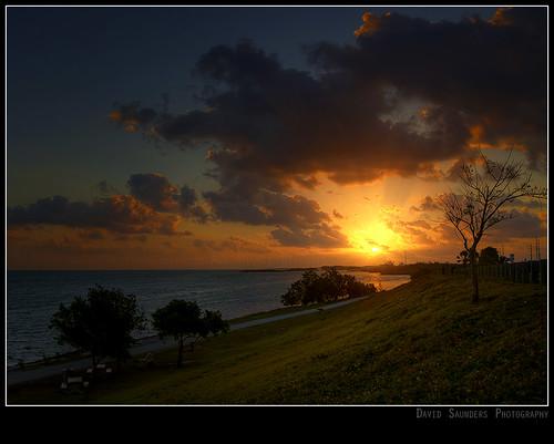 ocean park trip bridge sunset vacation sky clouds sunrise keys coast florida marathon 7 seven shore hdr mile copyrightallrightsreserved davidsaunders floridakeyssunrise davethehaligonian dsc831567