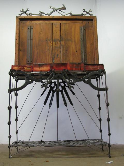 Welded Furniture a set on Flickr