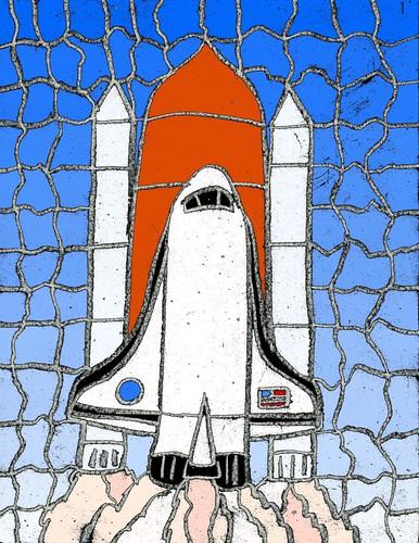 space shuttle window - photo #42