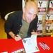Brian K. Vaughan Signing @ Midtown 080626