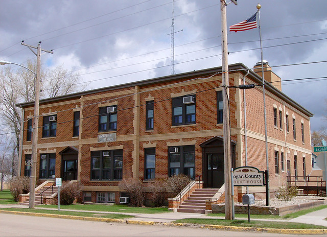 Logan County Courthouse (Napoleon, North Dakota)