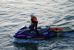 powerboating(0.0), f1 powerboat racing(0.0), vehicle(1.0), sports(1.0), recreation(1.0), outdoor recreation(1.0), motorsport(1.0), boating(1.0), extreme sport(1.0), water sport(1.0), jet ski(1.0), personal water craft(1.0), watercraft(1.0),