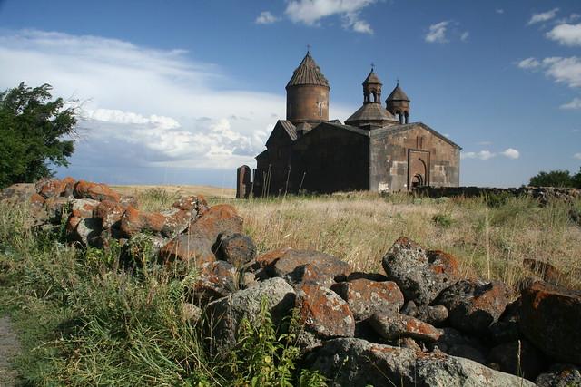 Armenia - Saghmosavank