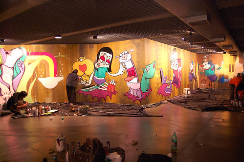 Graffiti Fine Art 3º fase