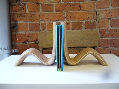 East Bookends, ODEChair by Jolyon Yates