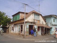Ruas de Banjul, Gambia