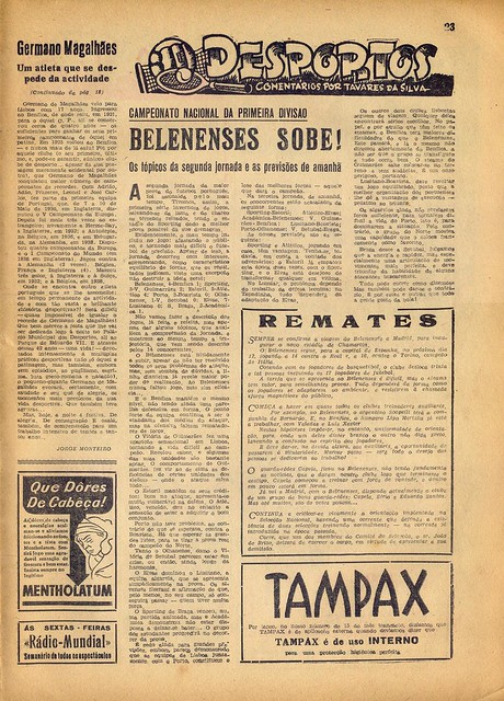 Século Ilustrado, No. 518, December 6 1947 - 21