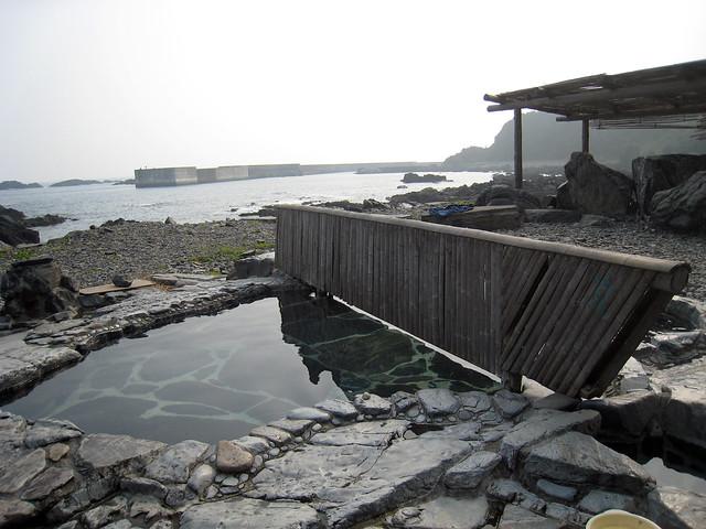 Yudomari seaside onsen