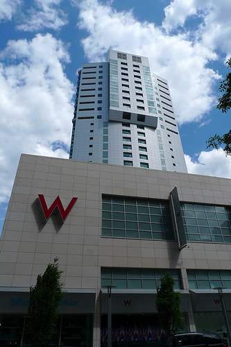 the w hotel in hoboken hoboken and greater hudson county. Black Bedroom Furniture Sets. Home Design Ideas