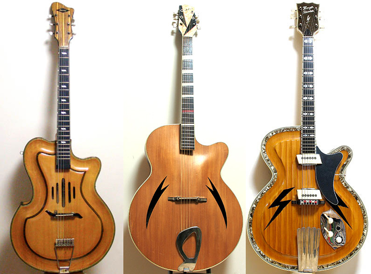don 39 t overlook german made guitars the gear page. Black Bedroom Furniture Sets. Home Design Ideas