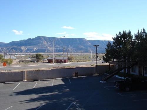 city arizona usa tree hotel motel bestwestern bäume kayenta baum wetherillinn