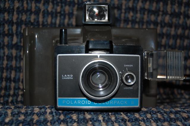 polaroid land camera colorpack ii flickr photo sharing. Black Bedroom Furniture Sets. Home Design Ideas
