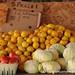 Lemons and Cabbages at Jacksonville Market, Florida
