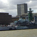 Small photo of Acorazado en el Thames