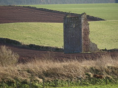Dovecot Tower at Strathmiglo