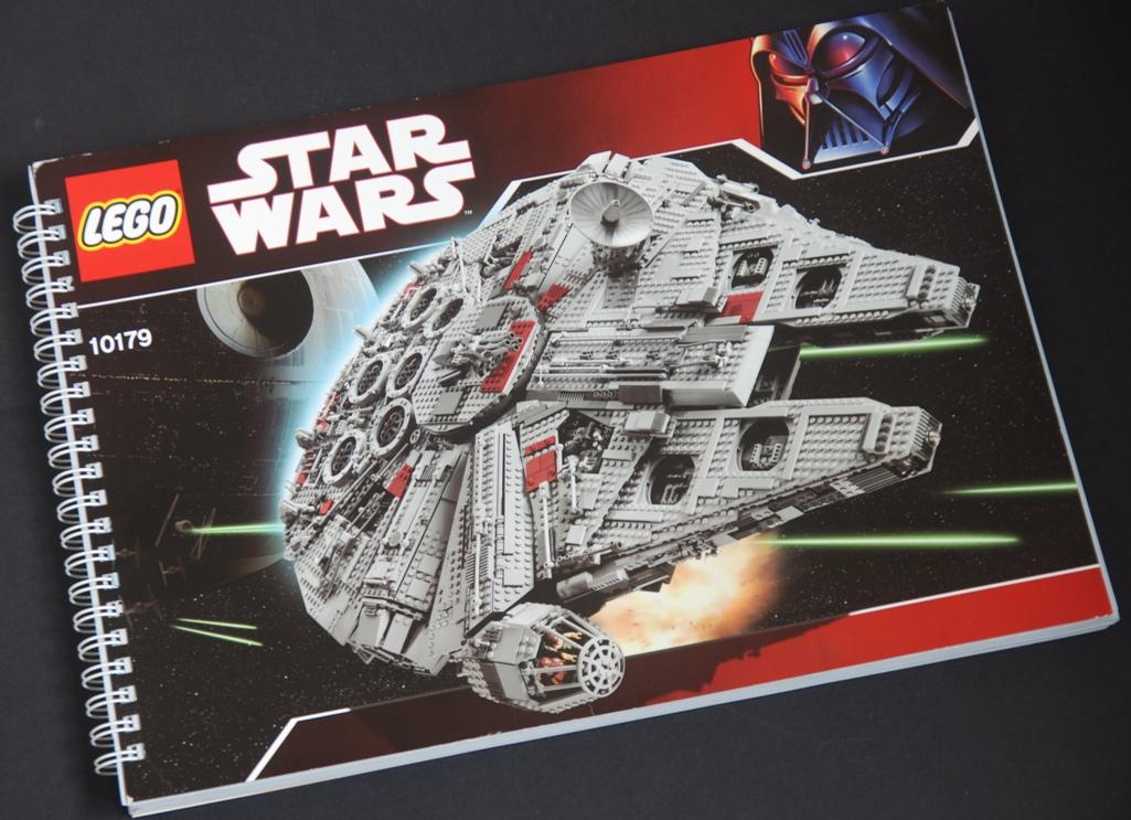 Star Wars Lego 10179 Ucs Millennium Falcon A Photo On Flickriver