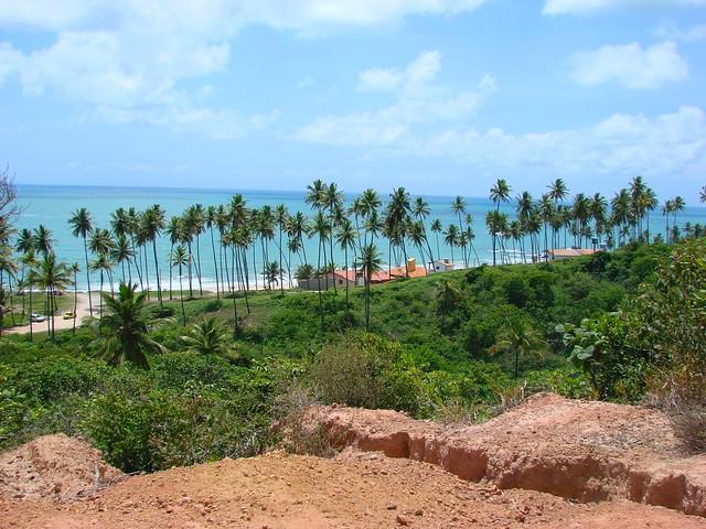 Praia de Coqueirinho - João Pessoa - Paraíba