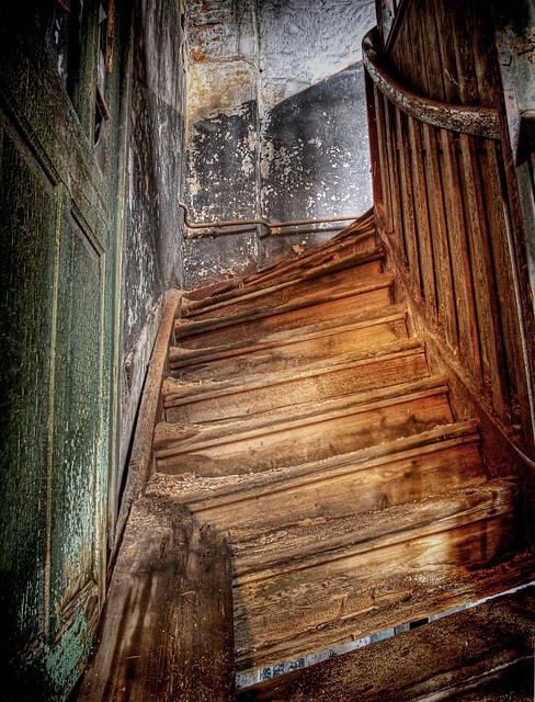 The Broken Stairs | Flickr - Photo Sharing!
