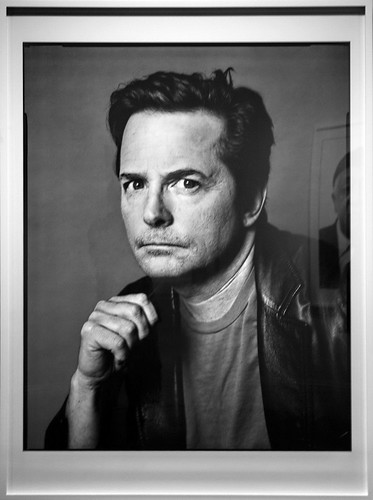 Michael j fox parkinsons, Michael J Fox