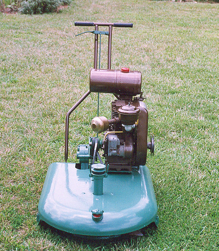 how to tell what gas your mower takes