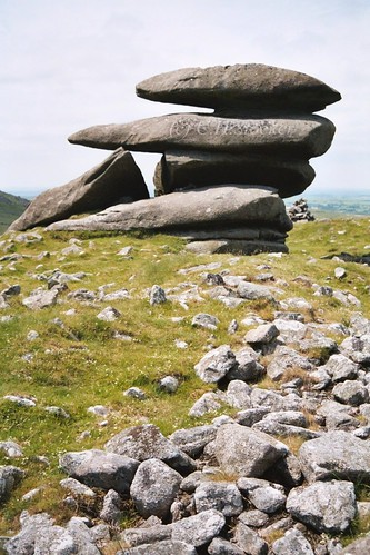Rough Tor, Bodmin Moor by Claire Stocker (Stocker Images)