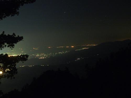 night streetlights saltonsea mountainstation palmspringsaerialtramway grubbsview