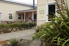 Akaroa Library exterior