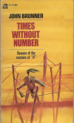 Times Without Numbers - John Brunner