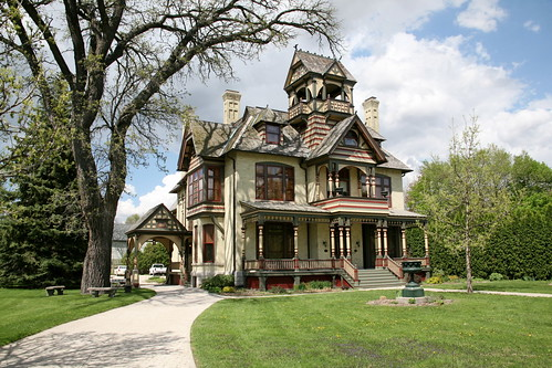 Architecture in the Victorian Age