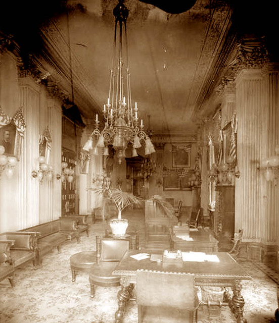 White House Interior 1900 39 S Flickr Photo Sharing