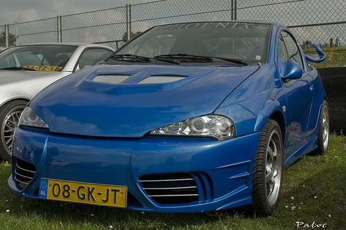 tuning peugeot 207 cc blue a photo on flickriver. Black Bedroom Furniture Sets. Home Design Ideas